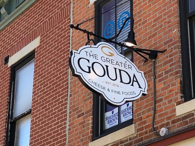 GREATER GOUDA